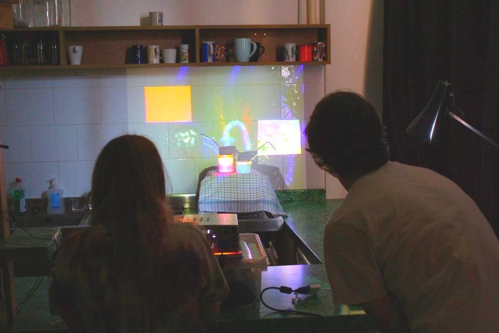 Video Mapping Workshop Phoenix Brighton